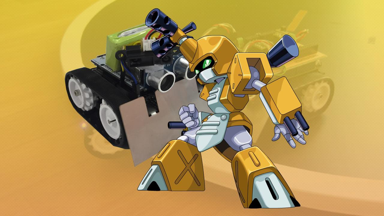 Batalhas de Robôs