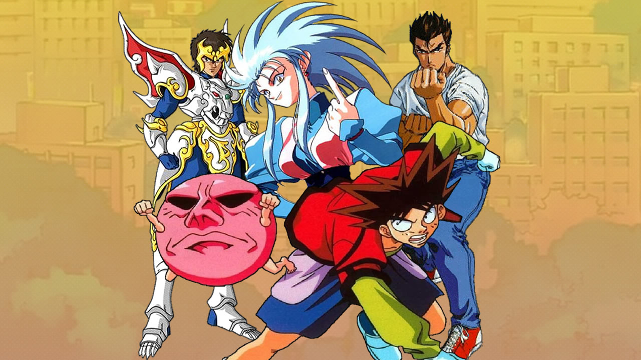 Animes dos Anos 90: Qualidade X Nostalgia