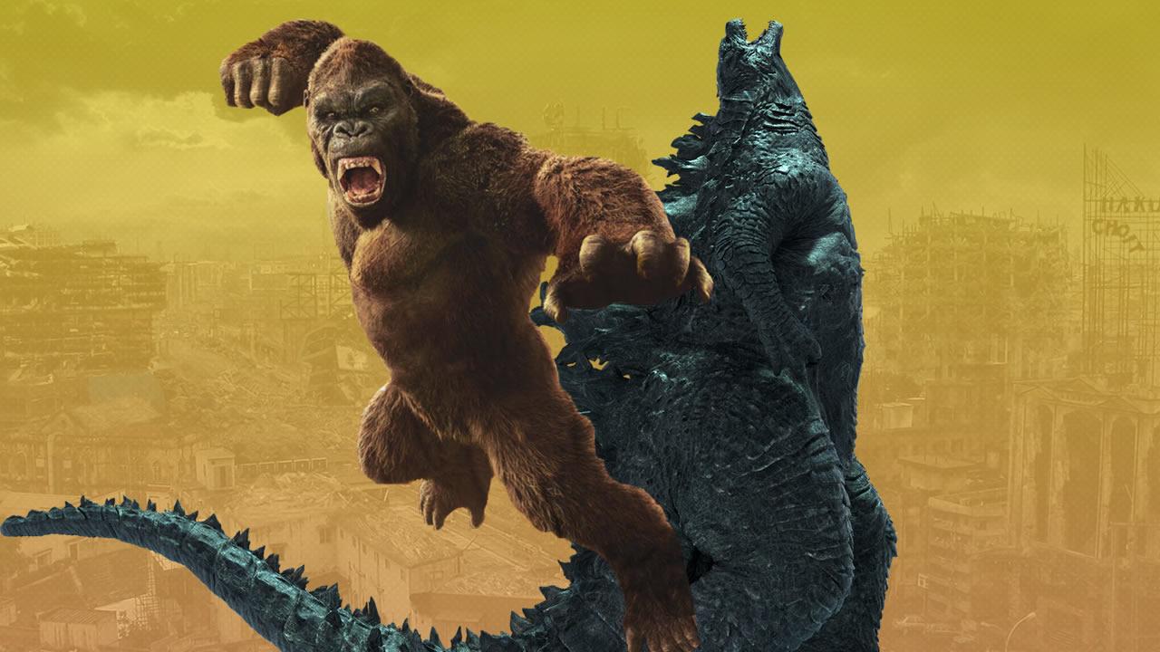 Godzilla, Kong e o MonsterVerse