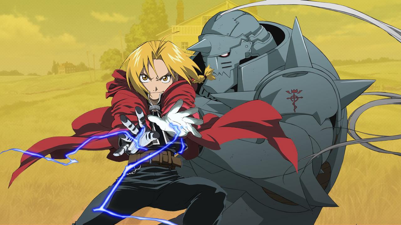 Fullmetal Achemist: 2003 vs. Brotherhood
