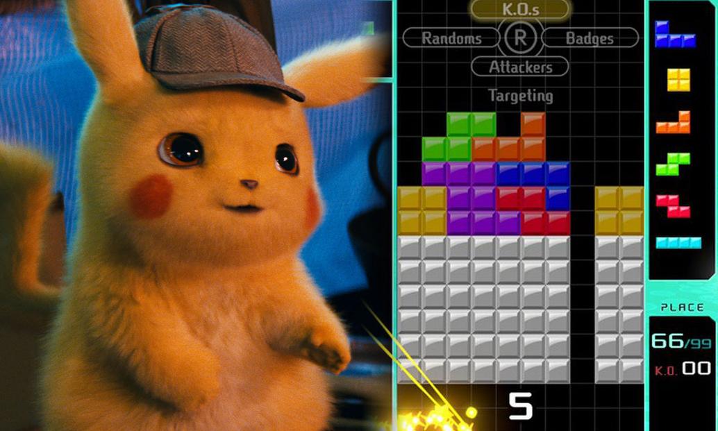 Detective Pikachu e E3 2019 da Nintendo