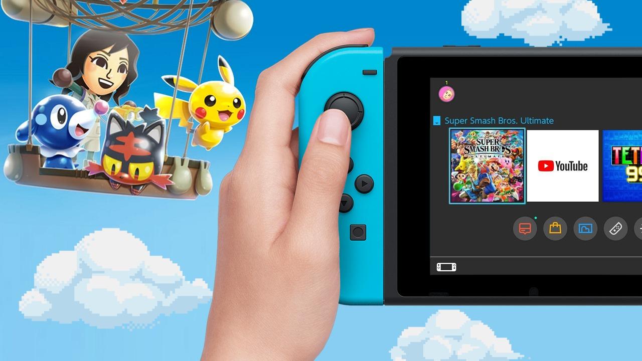 Nintendo a 3 #206: Fim de Pokémon Rumble e Nova Atualização do Switch