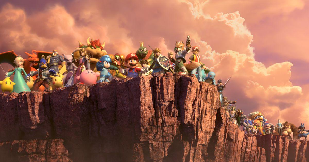 Especial Super Smash Bros. Ultimate Nintendo Direct (01/11/2018)