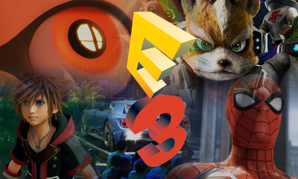 Expectativas para a E3 2018
