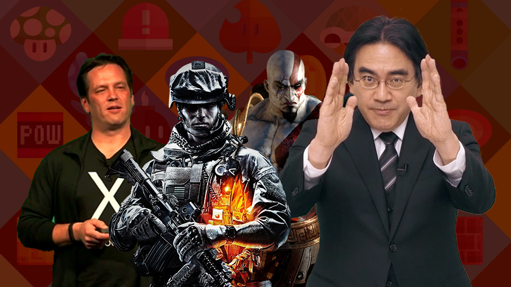 Expectativas para a E3 2016