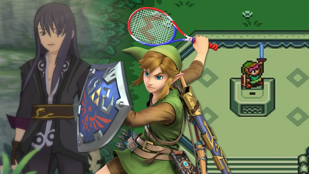 Tales of Vesperia, Link no Mario Tennis, e jogos do SNES no Switch