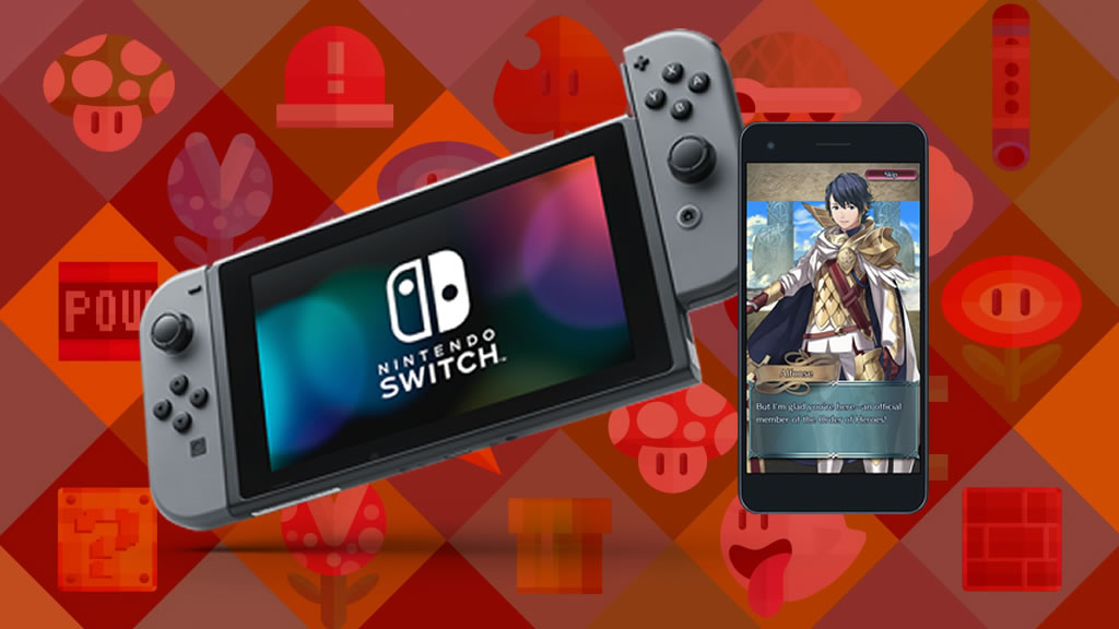 Serviço online do Switch, Fire Emblem Heroes e homologação do Switch no Brasil