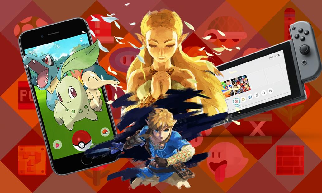Segunda geração em Pokémon GO, DLC de Zelda: BotW e menus do Switch
