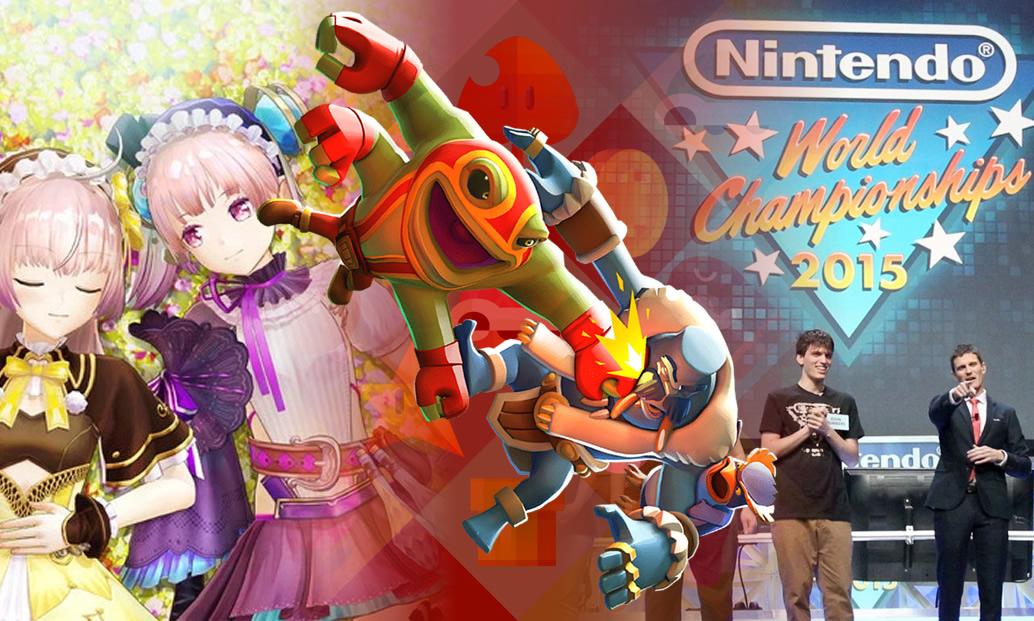 Atelier Lydie & Soeur, Brawlout e Nintendo World Championships 2017