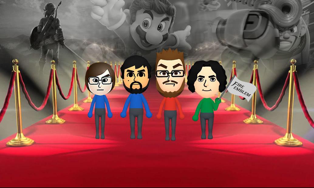 Nintendo a 3 Awards 2017