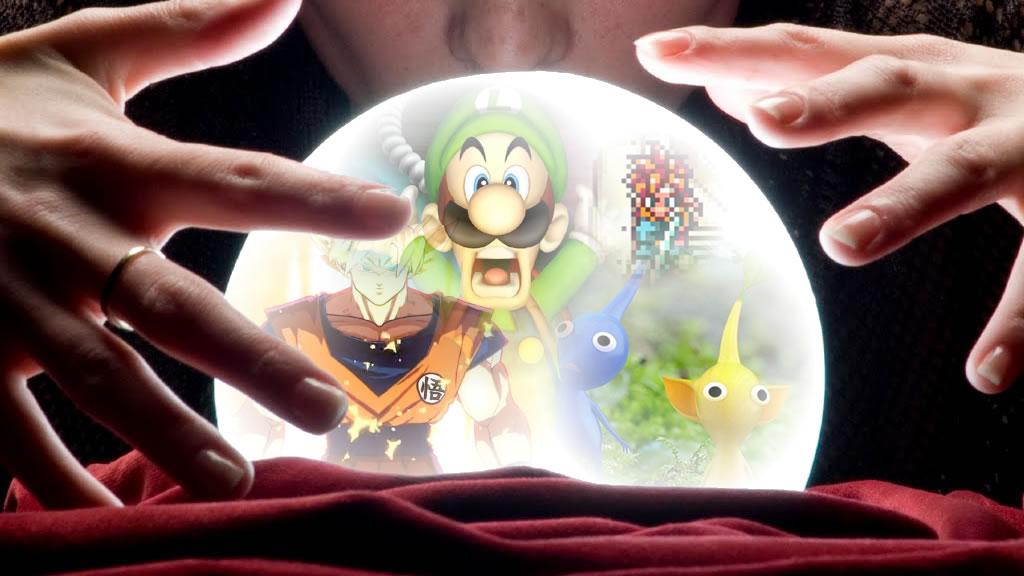 Previsões para a Nintendo em 2018