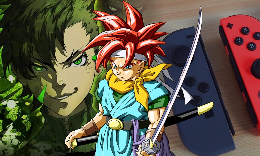Shin Megami Tensei IV Hero Pack, remasterização de Chrono Trigger e bugigangas do Switch