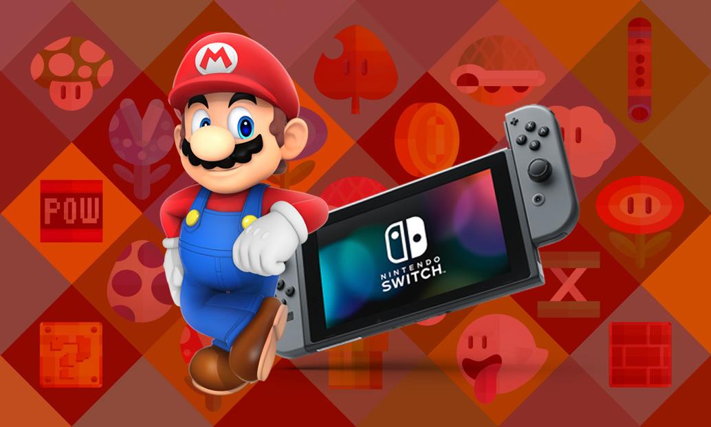 Mar10 Day, as vendas e os problemas do Switch em seu lançamento