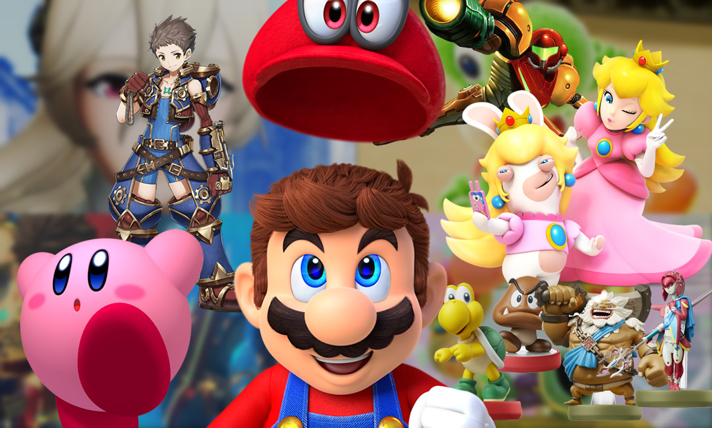 Especial Nintendo na E3 2017