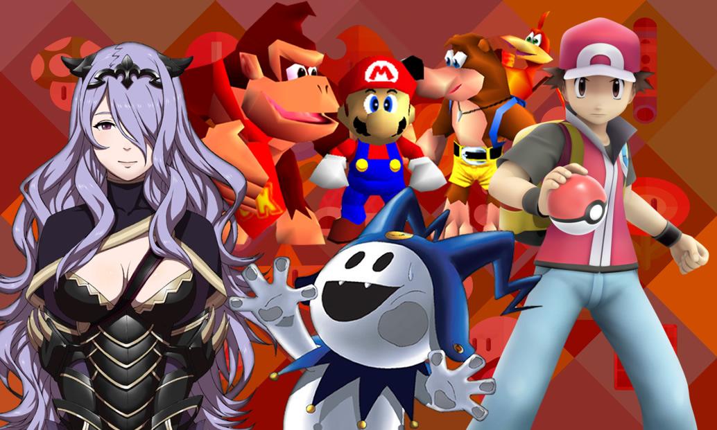 """Especial """"Jogos dos sonhos da Nintendo"""""""