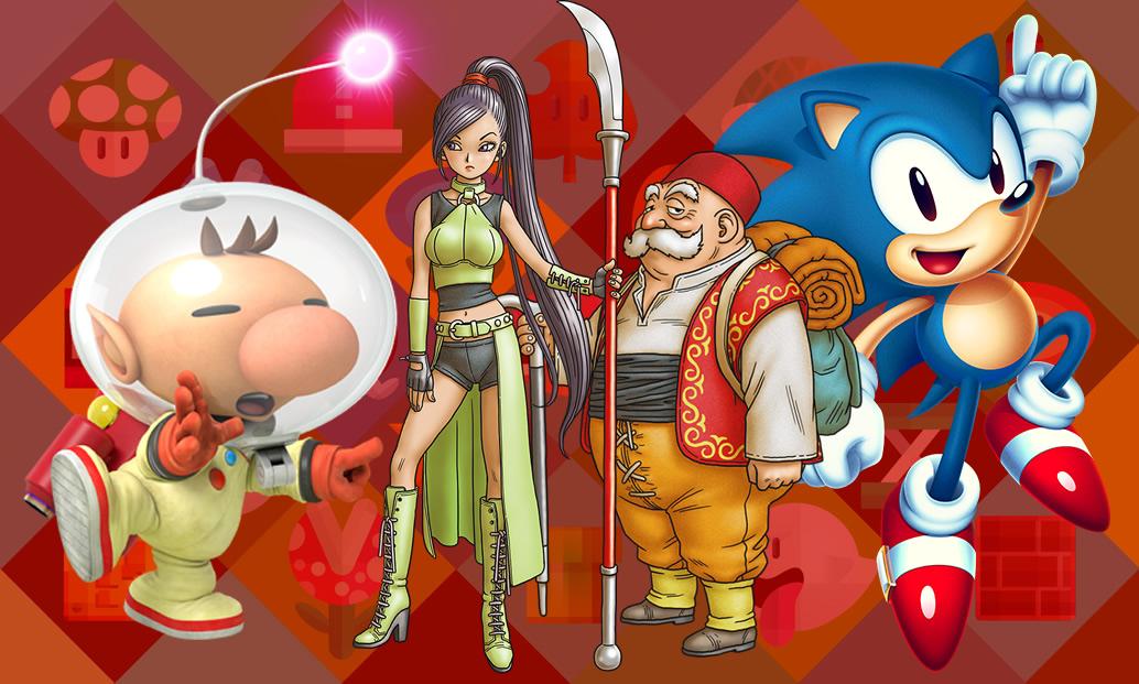 Despreiconceituando Hey! Pikmin, Dragon Quest XI no Japão e Sonic Mania