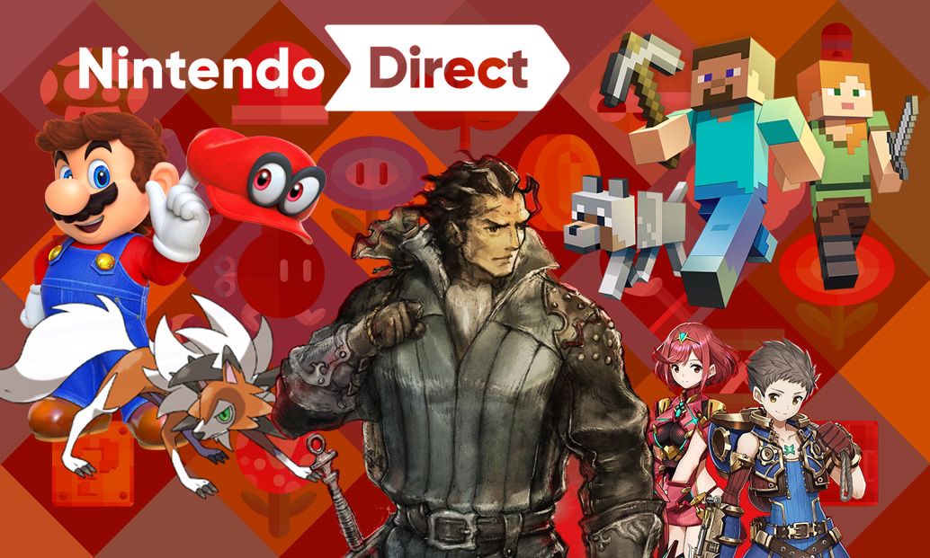 Especial Nintendo Direct (13/09/2017)