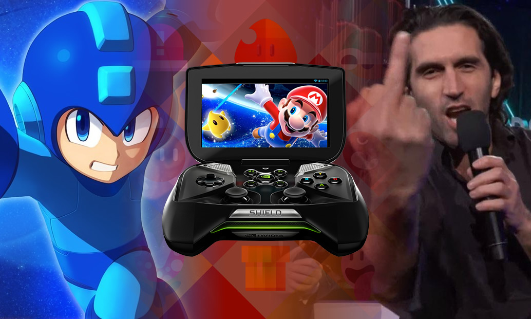 Mega Man pra caralho, Nintendo no Nvidia Shield e The Game Awards