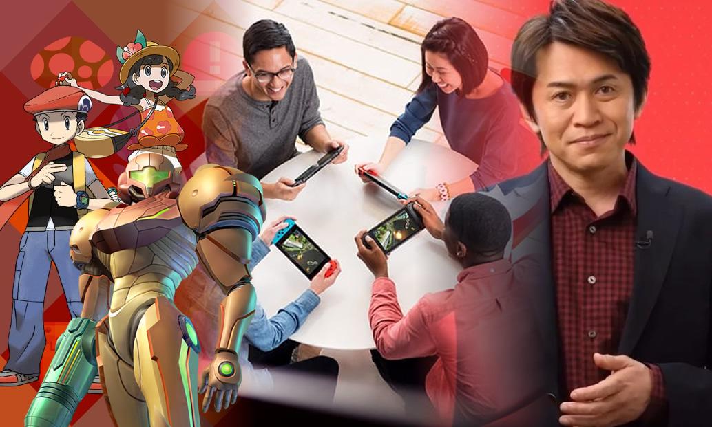 """Jogos """"rejogados"""" anualmente, vendas do Switch em 2017 e rumores de um Direct"""