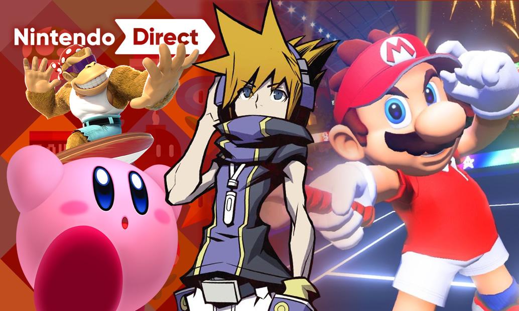 Especial Nintendo Direct Mini (11/01/2018)