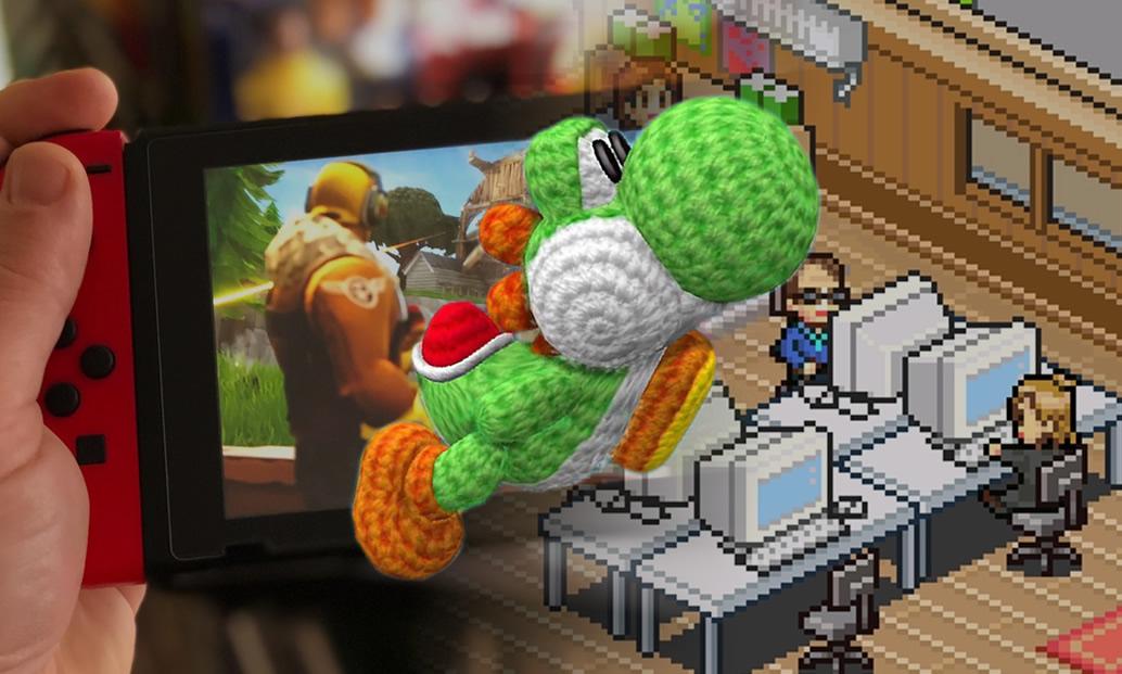 Game Dev Story, Expectativas para o Direct, e Crossplay com PS4