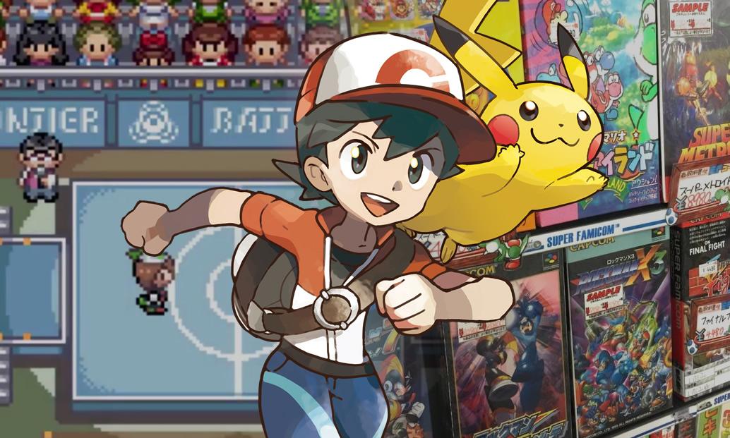 Master Trainers de Pokémon Let's Go, New Game+, e catálogo do ocidente vs. oriente