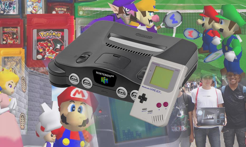 """Especial """"Nossa história com a Nintendo"""""""