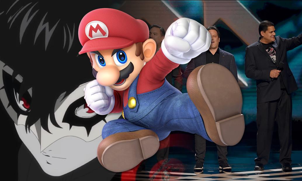 Primeiras impressões de Super Smash Bros. Ultimate, e The Game Awards 2018