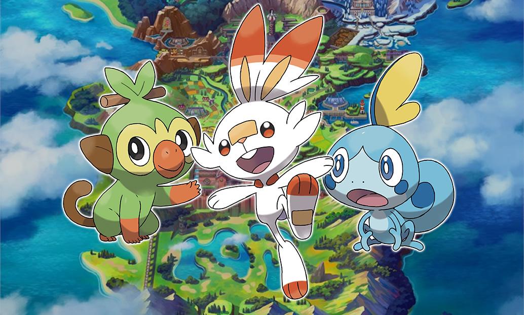 Especial Nintendo Direct (27/02/2019) - Pokémon Sword e Pokémon Shield