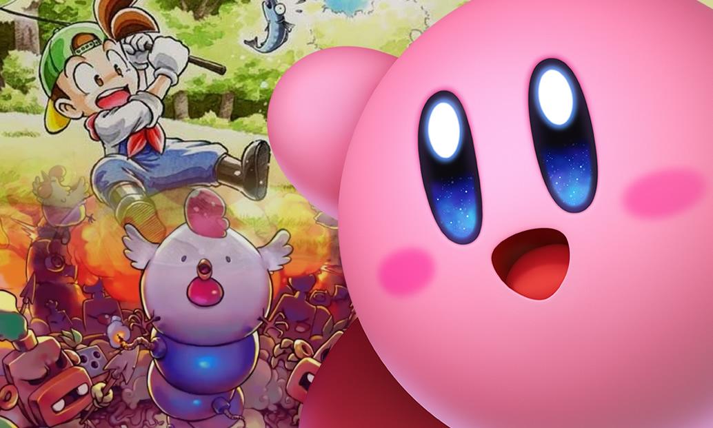 Kirby Star Allies, Nindies da GDC, e Harvest Moon com Dragões