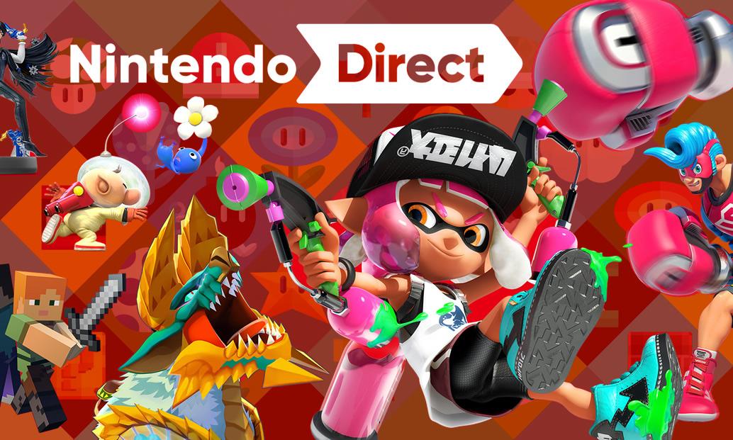 Especial Nintendo Direct (12/04/2017)