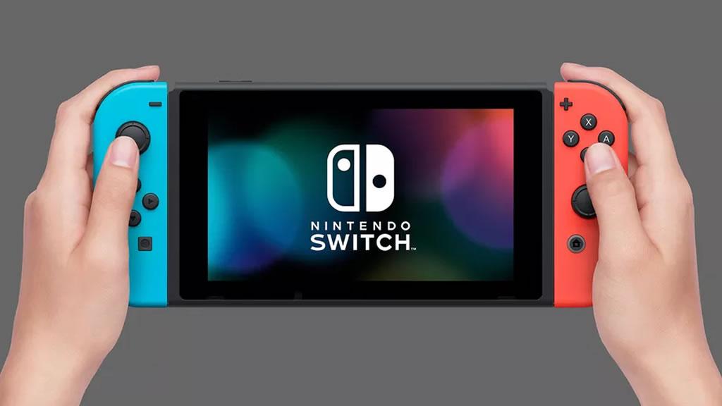 Finalmente, o Nintendo SWITCH!