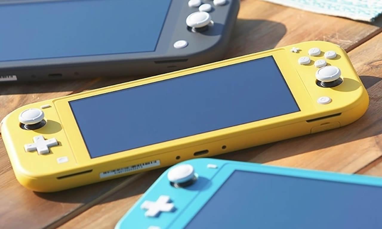 Nintendo Switch Lite e Dr. Mario World